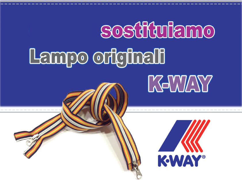 lampo k-way Originali
